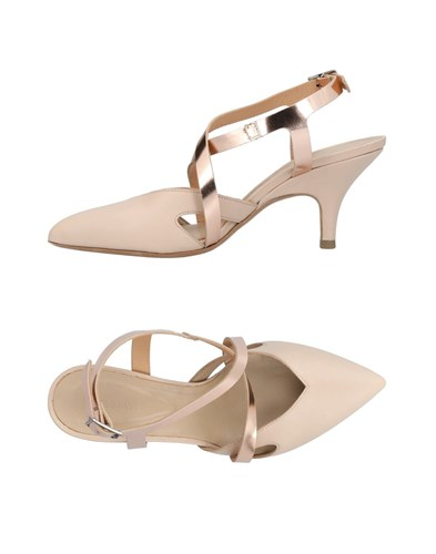 Vic Matié Pumps Light Pink pFjQ5B6g