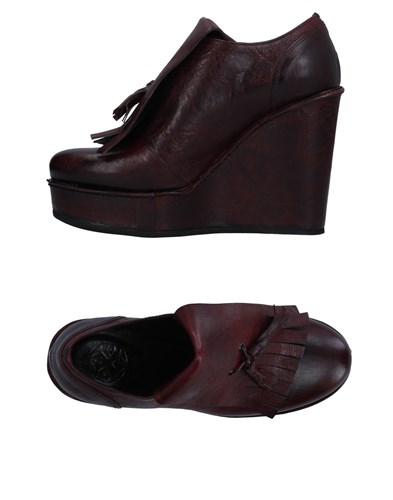 O.x.s. Loafers Maroon fTIeW