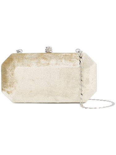 Tyler Ellis Small Perry Clutch Nude And Neutrals NSxj1ly