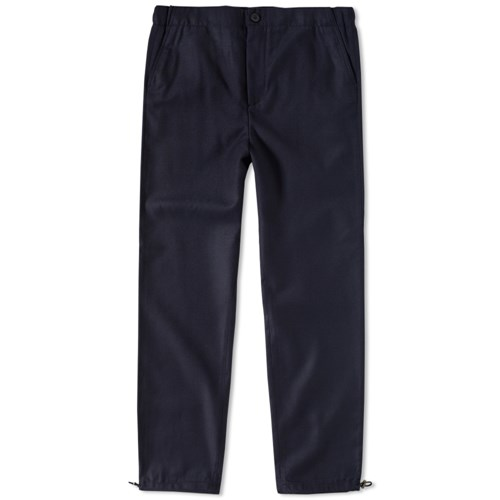 Pace Wool Trouser Blue
