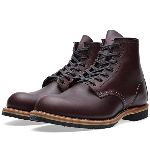 Red Wing Shoes 9011 Beckman 6' Round Toe Boot Black Cherry Featherstone j7zr1oi