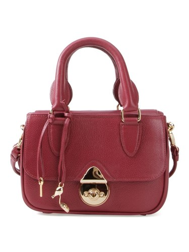Sarah Chofakian Leather Bag Red T5JO02Rfc