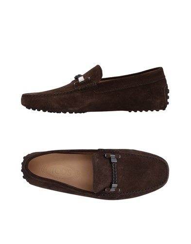 Tod's Loafers Dark Brown 4I82vbpA6