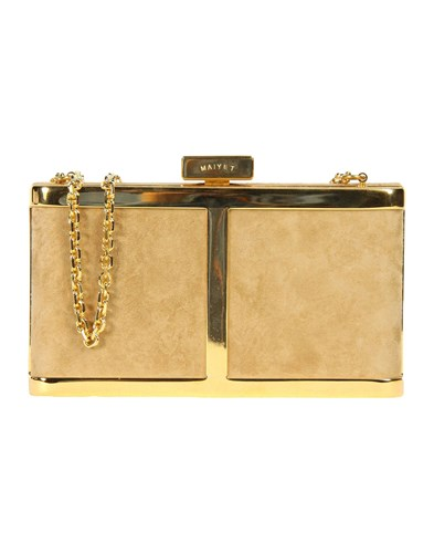 Maiyet Handbags Gold hiF6GV