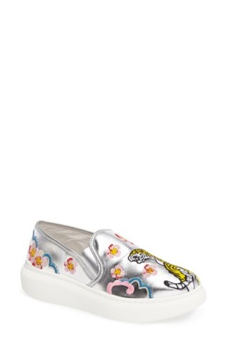 Topshop 'S Tommy Slip On wrj0B4