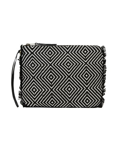 MERCADO GLOBAL Handbags Black 19AAFNCJK