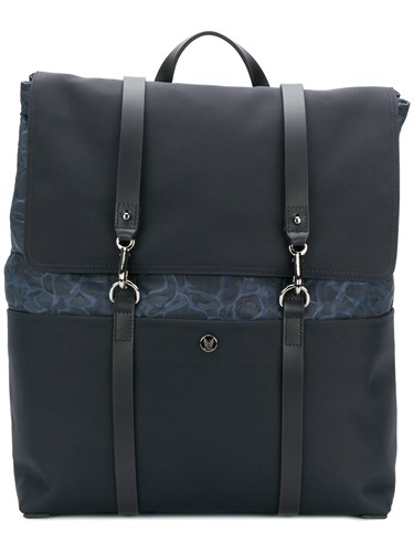 Mismo Ms Foldover Backpack Blue vOjnq