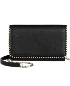 INC Black Valliee For Crossbody Compartment Macy's Concepts International Created Multi Chain grFZgq