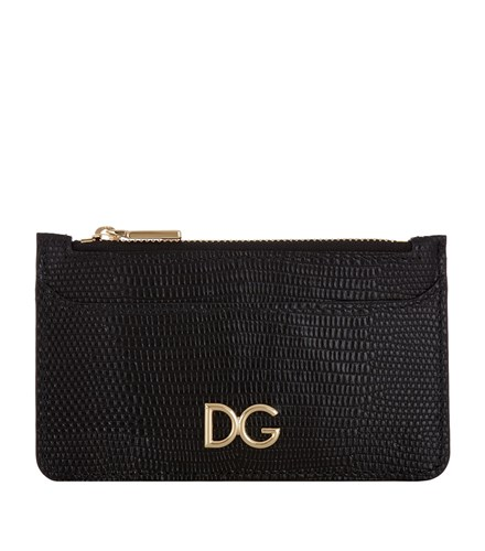 Dolce & Gabbana Zipped Card Holder Multi epjGju7