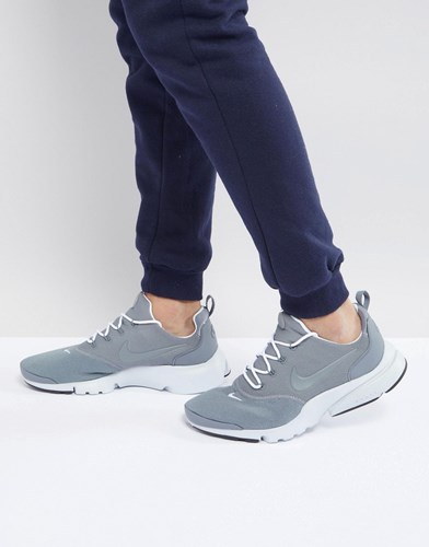 Nike Presto Fly Trainers In Grey 908019 012 st2ANd