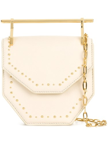 M2malletier Amor Fati Shoulder Bag Nude And Neutrals OUCHebCi5F