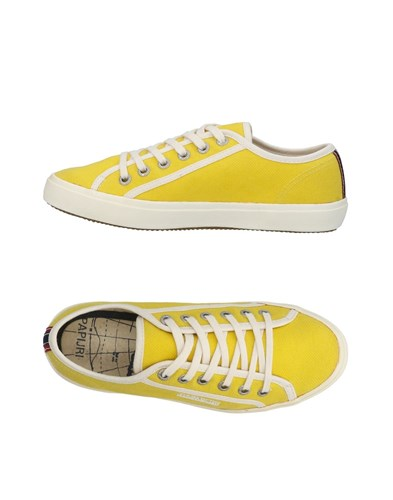 Napapijri Sneakers Yellow f7RN367
