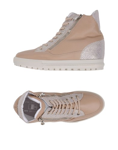 D'Acquasparta Sneakers Skin Color VyTCAJrpQ