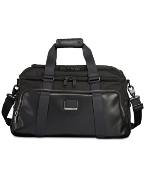 Tumi Men's Alpha Bravo Mccoy Gym Bag Black w0ojRv0