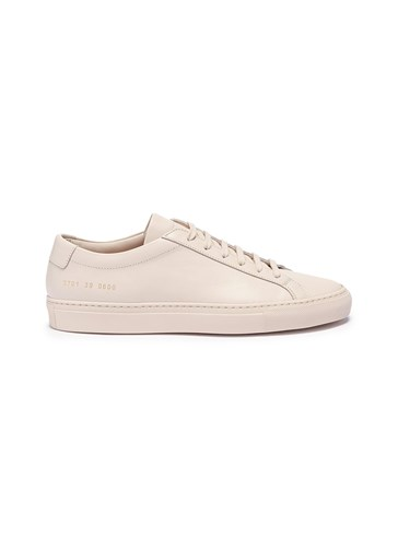 Common Projects 'Original Achilles' Leather Sneakers Neutral 5ZmV1GMSi
