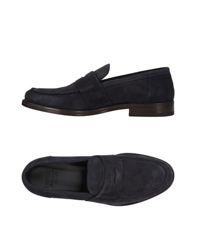 Doucal's Loafers Dark Blue t9kP8qrfE