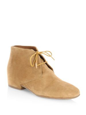 Aquatalia by Marvin K Uliva Leather Chukka Boots Sand Black cX8Fx