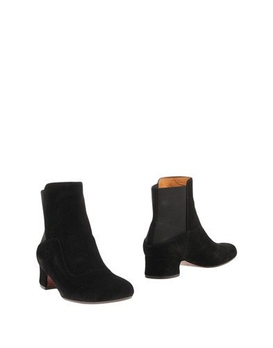 Chie Mihara Ankle Boots Black SzHnimI