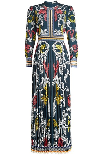Mary Katrantzou Printed Dress Multicolored Wszgr
