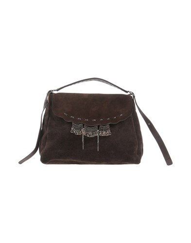 ANAT GELBARD Handbags Dark Brown 12JhnB5P