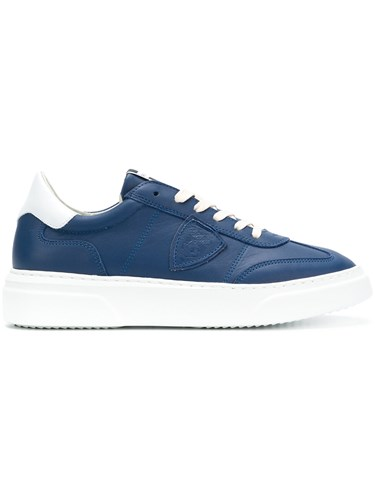 Philippe Model Temple Sneakers Blue p3zVfcQGYS