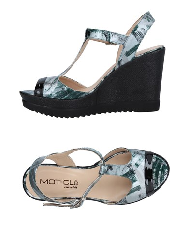 MOT-CLè Sandals Grey apV5C2H