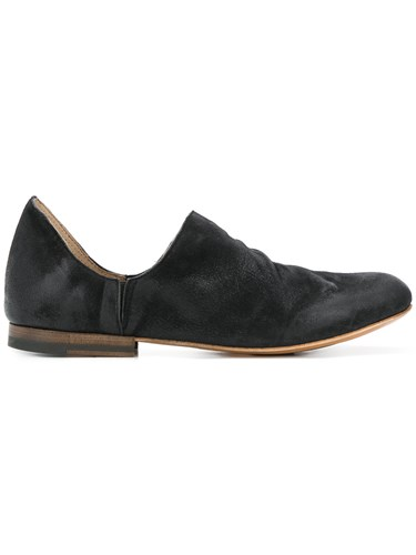 Classic Black Slip Baker Fiorentini On Loafers w568xEHq