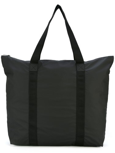 Rains Oversized Tote Black 44dibqPD
