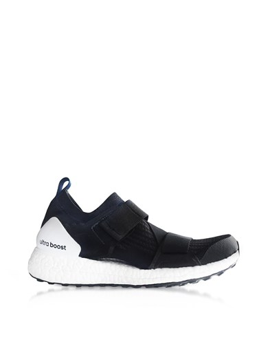 adidas by Stella McCartney Shoes Core Black And Night Grey Ultraboost X Trainers ZOBHUE