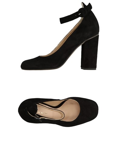 Luca Valentini Pumps Black tuEmNe0Kb1