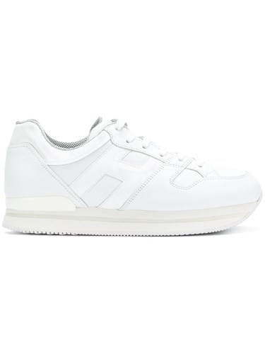 Hogan Lace Up Sneakers White n5XFp