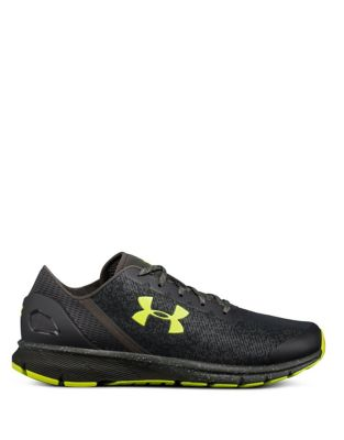 Under Armour Men's Charged Escape Reflect Athletic Sneakers Black rgThc