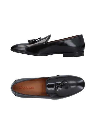 Doucal's Loafers Black xMzRpyYSi