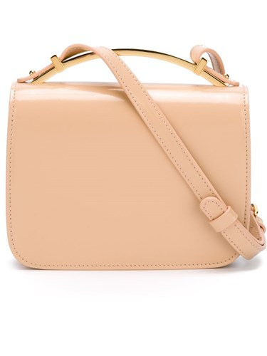 Marni 'Sculpture' Crossbody Bag Nude And Neutrals Gtg7Qaoz