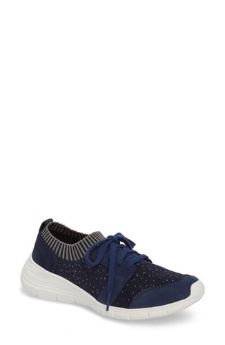 Cypress PuppiesR Puppies Sneaker Navy Royal Hush Fabric Knit EpOd5Eq