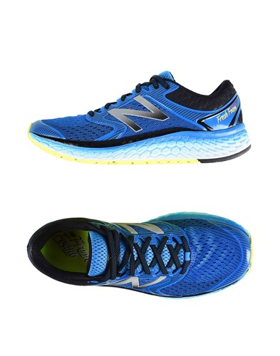 New Balance Footwear Low Tops And Sneakers Bright Blue bZBMwBZxMO