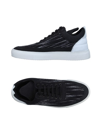 Filling Sneakers Pieces Pieces Filling Black Black Pieces Black Sneakers Sneakers Filling grgB4nwxq