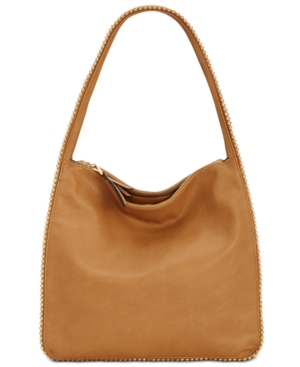 INC International Concepts Valliee Large Hobo Created For Macy's Honey JU2AKBDoe