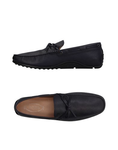 Tod's Loafers Dark Blue 54NKw