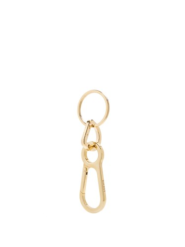 Loewe CUTOUT LOGO KEY HOLDER Cd3FLTI