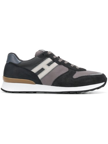 Hogan Running R261 Sneakers Grey NQUL3nU