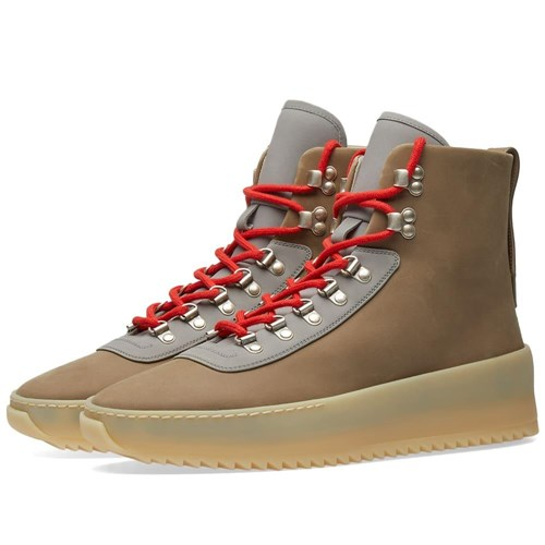 Fear Of God Hiking Sneaker Brown WD7Gd