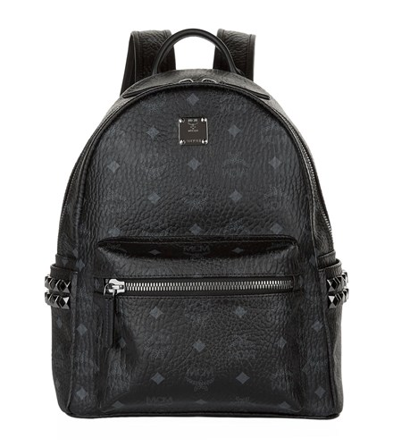MCM Small Stark Backpack Black 75cABwn2