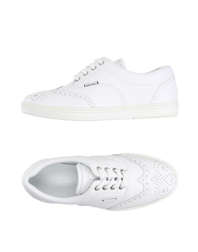 Jimmy Choo Sneakers White wIB4gRJZ