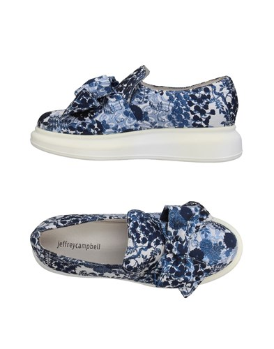 Jeffrey Campbell Sneakers Blue 86IC9BJcW