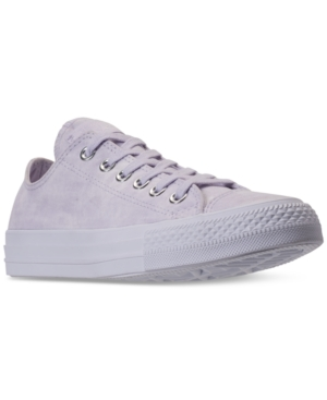 Line Barely Women's Chuck Sneakers Finish Grape Barely Taylor Grape Converse From Casual Ox 8UTqqz6
