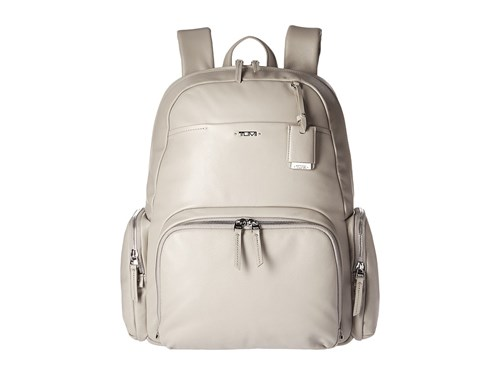Backpack Voyageur Gray Backpack Tumi Bags Calais Leather Grey d7q7PwBX