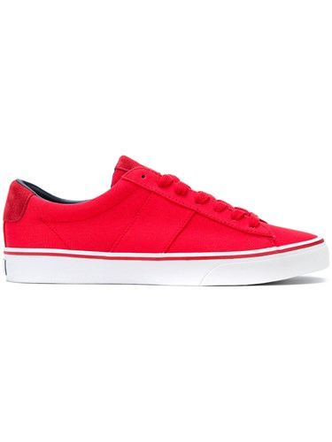 Polo Ralph Lauren Low Top Sneakers Red VHrzuSD