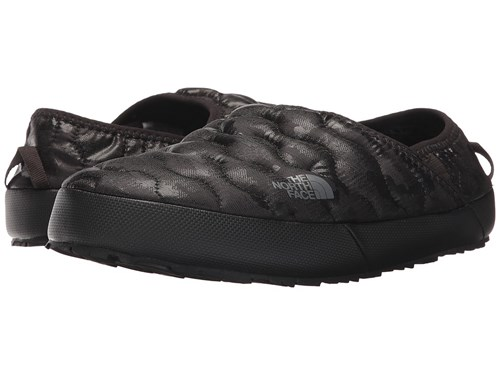 The North Face Thermoball Traction Mule Iv Luxe Splash Print Tnf Black Women's Shoes TNJBYFOjW