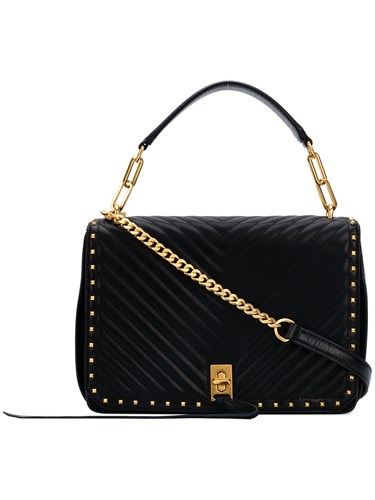 Rebecca Minkoff Becky Shoulder Bag Black gcZVFFJOQ
